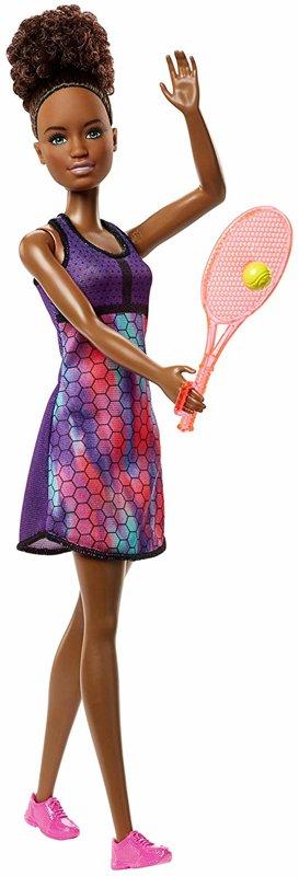 Poupée mannequin - Barbie Joueuse de tennis